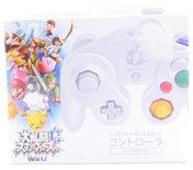 Super Smash Bros White Controller