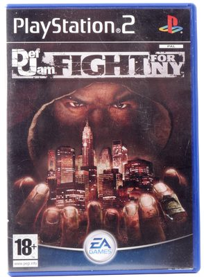 Def Jam: Fight for NY - PS2