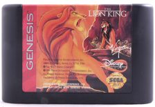 Disney's The Lion King - Sega Genesis