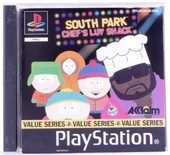 South Park: Chef's Luv Shack (Value Series) - PS1