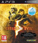 Resident Evil 5 (Gold Edition) - PS3