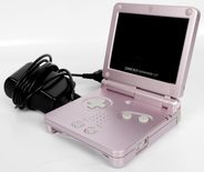 Gameboy Advance SP Console (Pink)