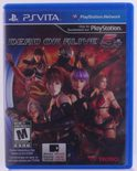 Dead Or Alive 5+ - PS Vita