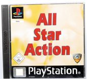 All Star Action - PS1