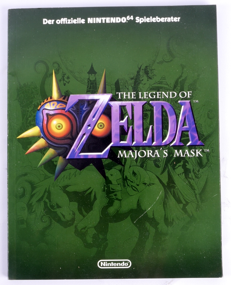 Majoras Mask 3ds Walkthrough Pdf